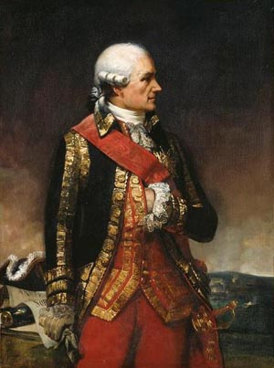 Expédition Particulière • Alliance between France and the USA to win the American War of Independence - Rochambeau